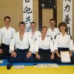 Aikido Danexamens 2014
