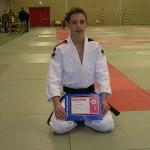 Danny Boer, 1e Dan Judo
