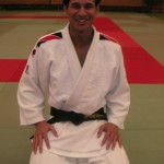 Frido Kraag, 1e Dan Judo