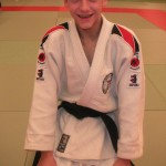 Glenn Kolstee, 1e Dan Judo