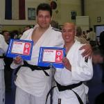 Hans Oolders & Ralph Bloem, 1e Dan Jiu-Jitsu