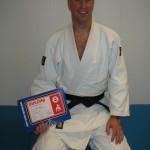 Joost Moers, 1e Dan Jiu-Jitsu