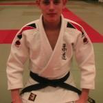 Jordy Blijleven, 1e Dan Judo