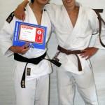 Kevin Budiman, 1e Dan Judo