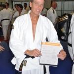 Marcel vd Werf, 1e Dan Jiu-Jitsu