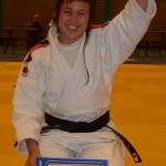 Merel Huismans, 1e Dan Judo