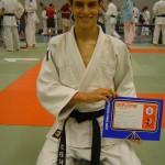 Roy Smit, 1e Dan Judo