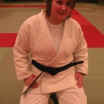 Saskia Binnendijk, 1e Dan Judo