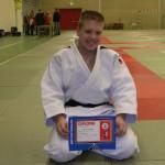 Wesley Hendriks, 1e Dan Judo