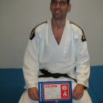 Yvo van Veen, 1e Dan Jiu-Jitsu
