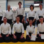 Aikido Danexamens 2013