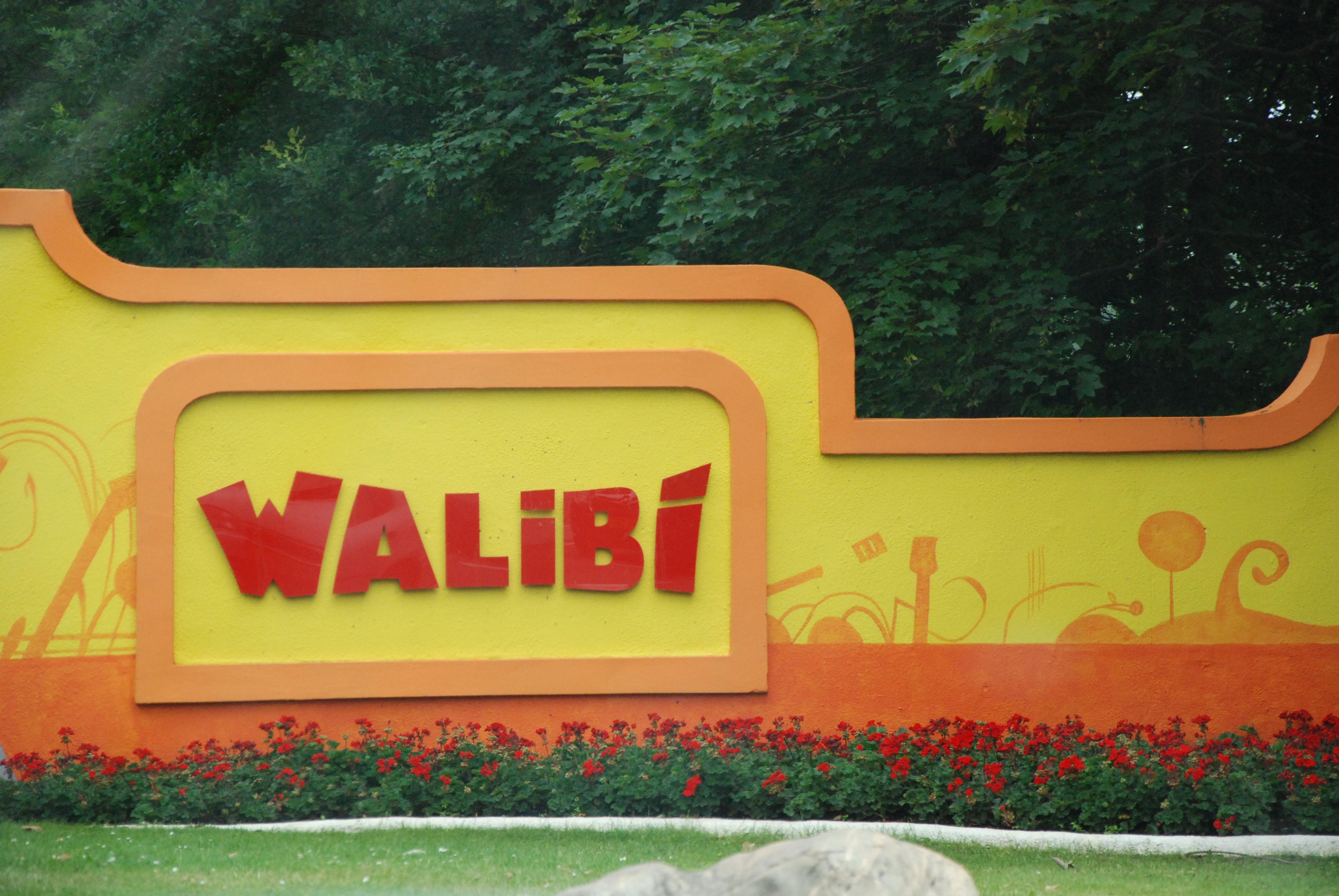 Walibi 2014