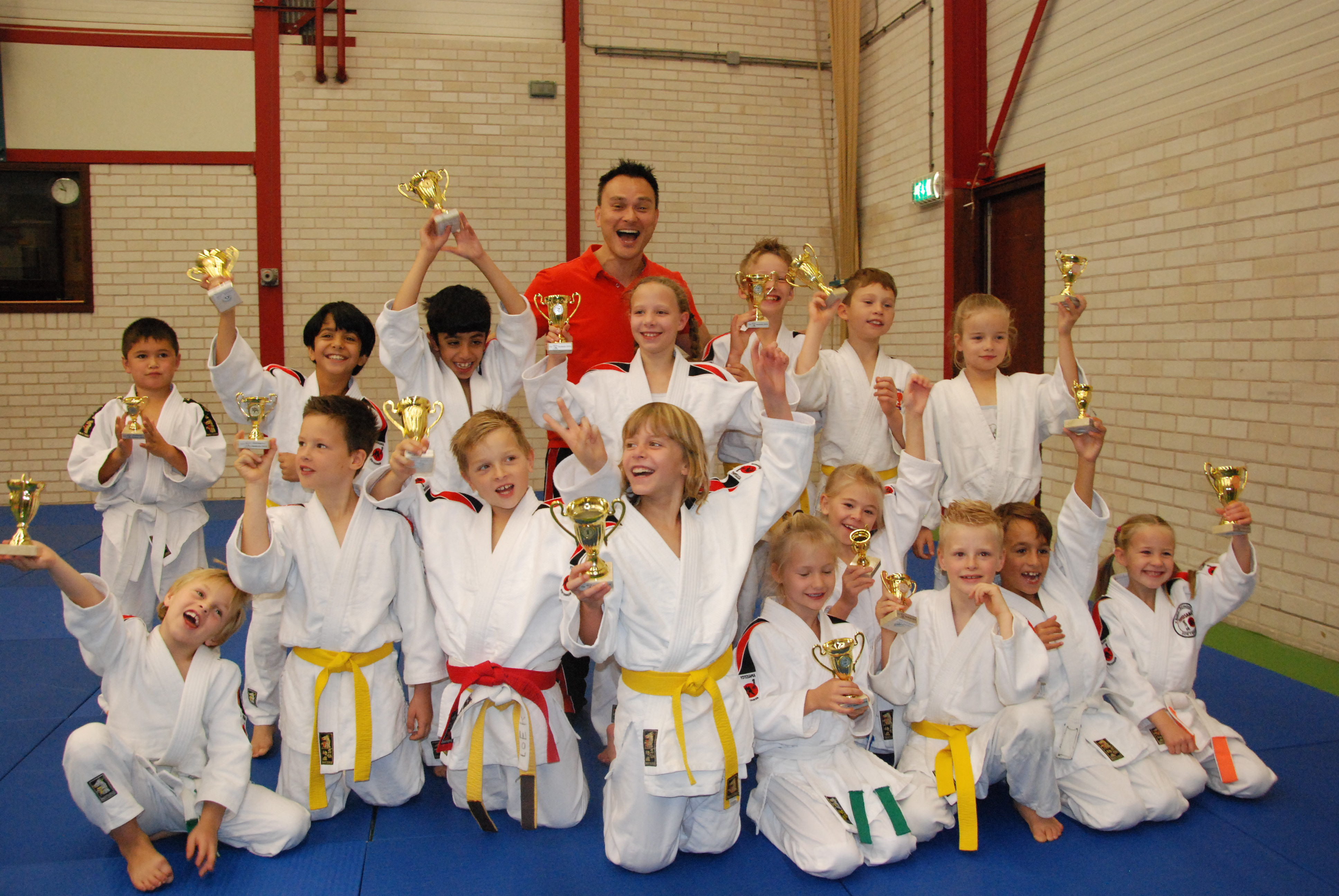 Groene Hart Judo 1e groep