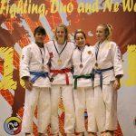Wereldkampioene Aspiranten -48 kg 2013