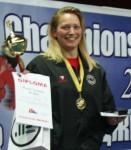 Wereldkampioene Senioren -62 kg 2010