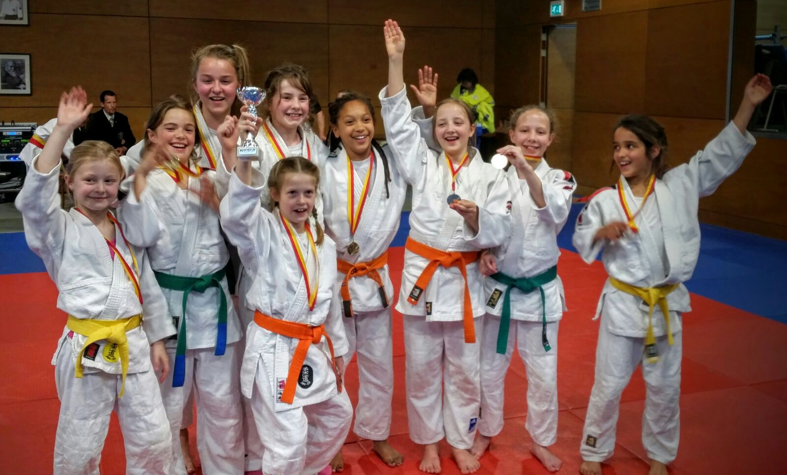 JTH Team meisjes -12 jaar