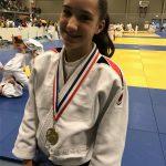 Nederlands Kampioen Judo -15 jaar -52 kg 2017