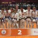 Het Team van Judo Team Haaglanden