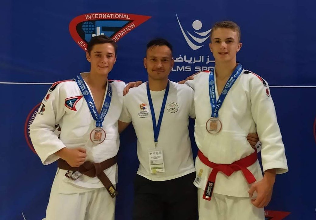 Kars, John en Tom Balkan 2018